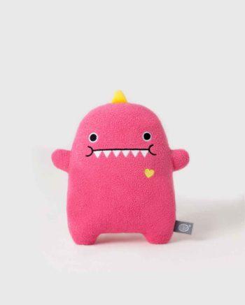 Noodoll-dino-rose-pink-dino-peluche-doudou-nourrisson-cadeau-enfant-cadeau-naissance-odilederé-odile-odîle-odilederey
