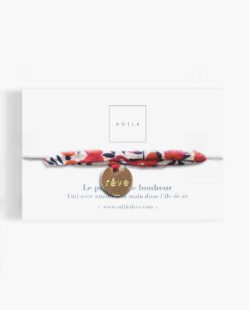 bracelets liberty grigri porte bonheur reveile de ré souvenir