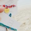 bracelets porte bonheur en liberty grigri souvenir médaillon rêve doré à l'or fin