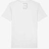 t-shirt en coton bio topless dos homme
