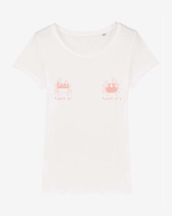 Pince mi et pince moi / T-shirt en Coton bio