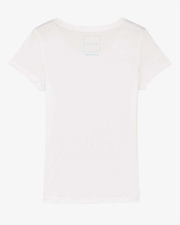 t shirt ile de ré en coton bio